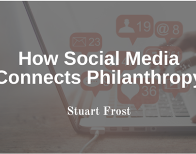 How Social Media Connects Philanthropy