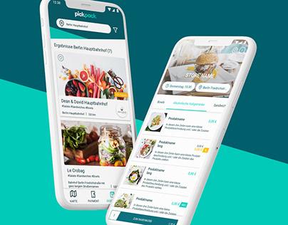 pickpack App