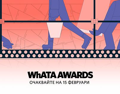 WhATA Awards 2018