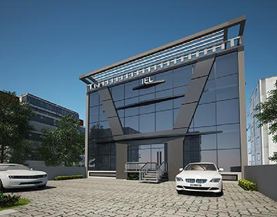 IEL Office Building Lahore.