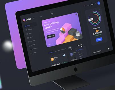 Unity Dashboard Kit - Exchange