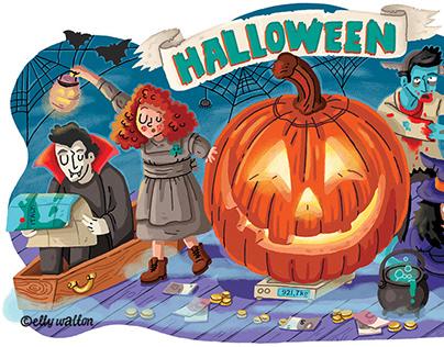 Wings Magazine: Halloween Fun Facts