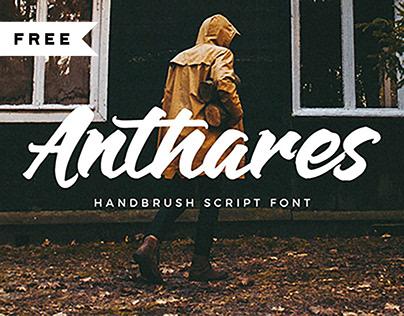 FREE | Anthares Handbrush Script