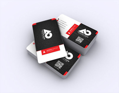 comercial business card (all file design here)