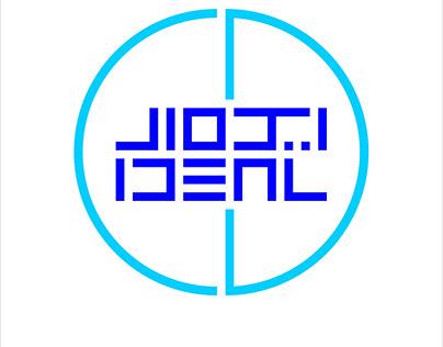 Dual Language Logotype Design