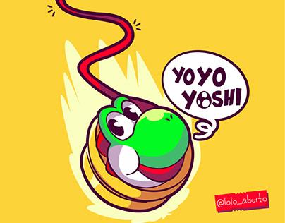 Yoyo Yoshi