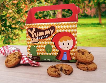 Yummy Cookies - Projeto de Embalagem
