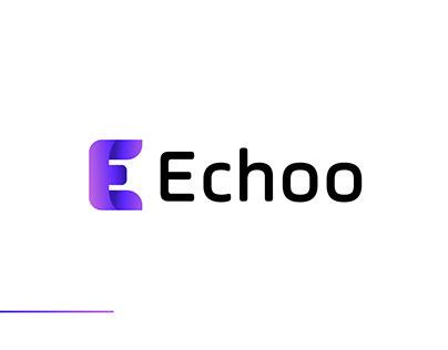 Echoo Modern Logo Design