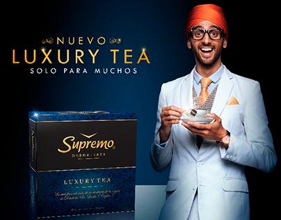 Té Supremo / Luxury Tea