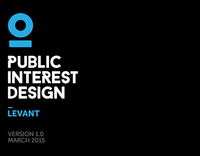 PID - Public Interest Design: Brandbook