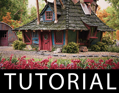 Video Tutorials - Harry Potter - The Burrow