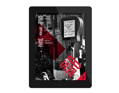 Deviate, iPad Magazine