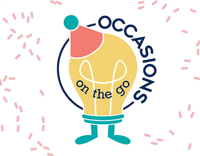 Logo Design: Occasions on the Go
