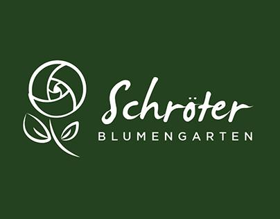 Blumengarten Schröter | Corporate Design
