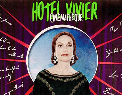 Hotel Vivier Cinemathèque - Room Animation
