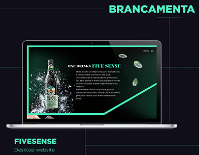 Brancamenta - Web Design