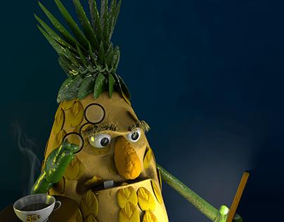 Don Piña - 3D3.Art