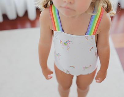 SURFACE DESIGN | SS17 SAL&PIMENTA kids swimwear