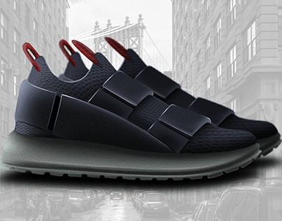 Urban Footwear Concept