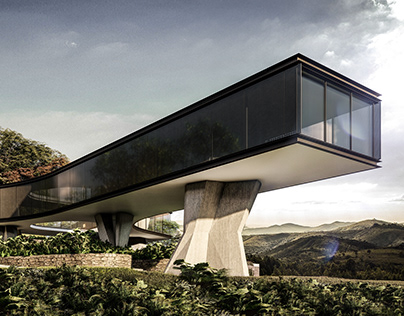 Xingú house in Nova Lima, Brazil by Tetro Arquitetura