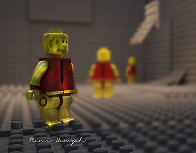 LEGO DEPTH OF FIELD