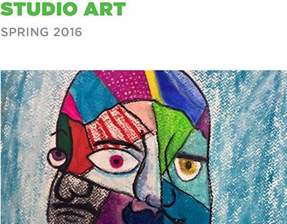 Morris Museum Studio Art Guide - Spring 2016
