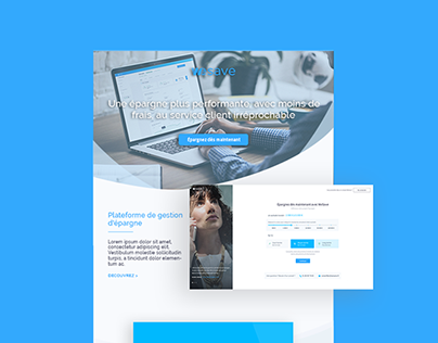 WeSave & WeSave Conseil — Newsletters