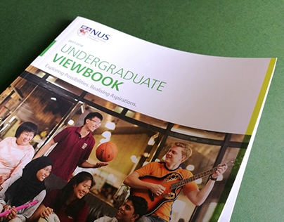 NUS Undergraduate Viewbook 2017/2018