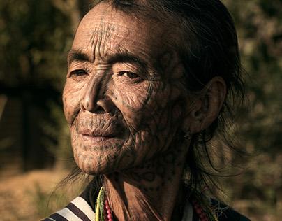 Exploring Asia; portraits