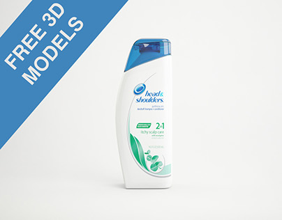 FREE 3D MODEL of Head And Shoulders