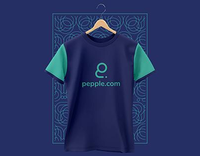 Pepple.com Branding