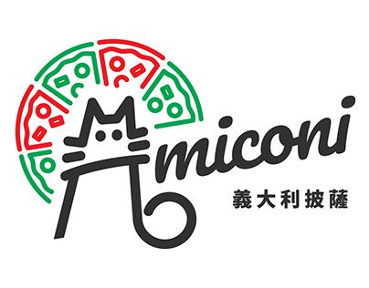 AMICONI PIZZA