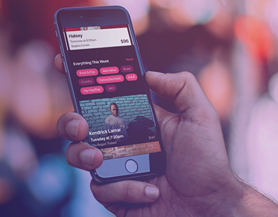 Shortlist App UI Redesign