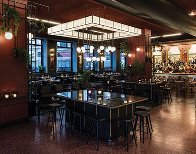 Grand Café – restaurant