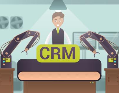 CRM Company Presentation