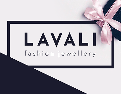 Lavali Fashion Jewellery - branding, packaging & web