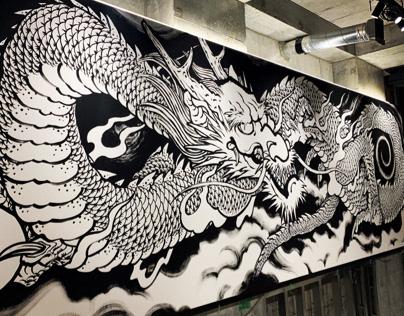 Akasaka Dragon God (day2)