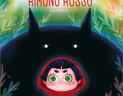 KIMONO ROSSO (cover)