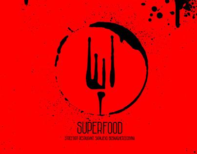SUPERFOOD / Logo & Identity