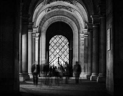 A walk in Paris (2016)