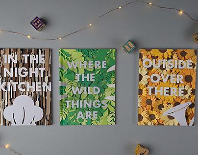 Maurice Sendak Book Covers