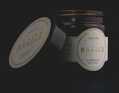 Radiće - Organic / Vegan Cosmetics - Black Edition