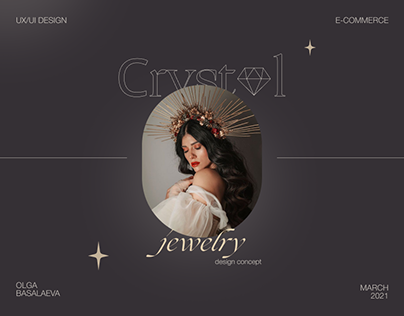 Crystal - jewelry & accessories online store.