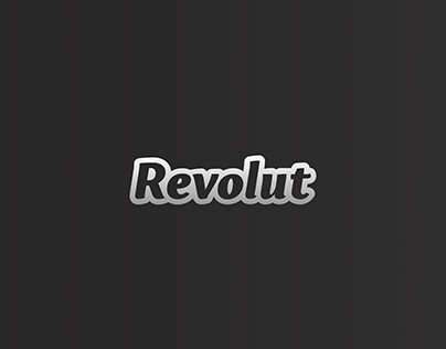 Revolut App - Dark Mode