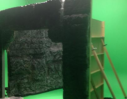 Making a Cave - MA Short Film