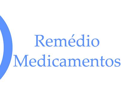 Logotipo Remédio Medicamentos