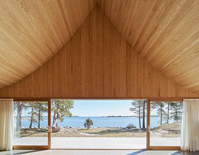 House on Krokholmen by Tham & Videgård Arkitekter