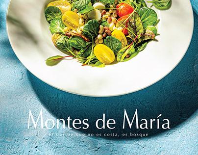 Montes de María Crepes and waffles