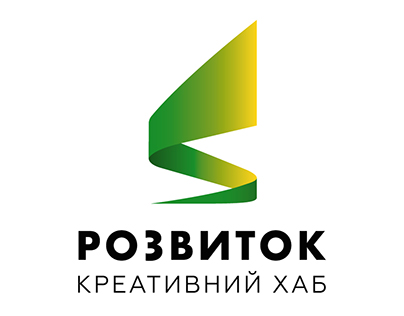 Brandbook for socio-political organization «Rozvytok»
