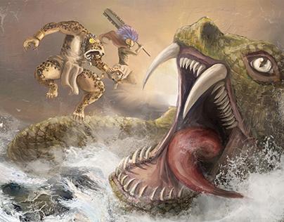 Quetzalcoatl- Cuento Ilustrado